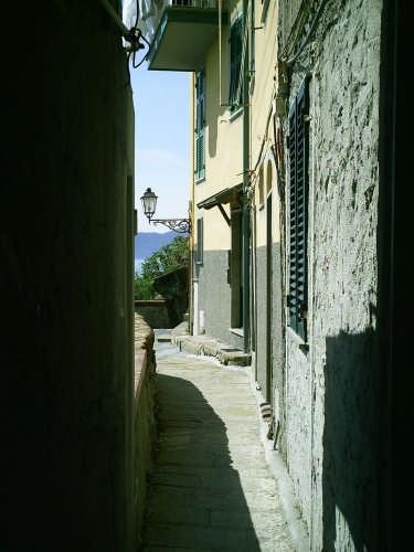 vicolo ligure - Riomaggiore (3206 clic)