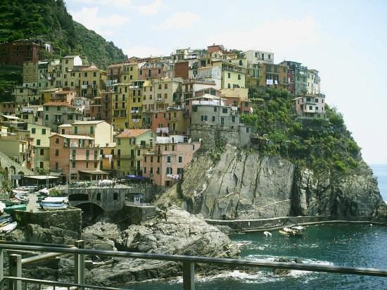 5 terre - Vernazza (3190 clic)