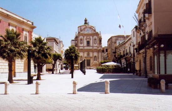 La Piazza! - Alcamo (5704 clic)