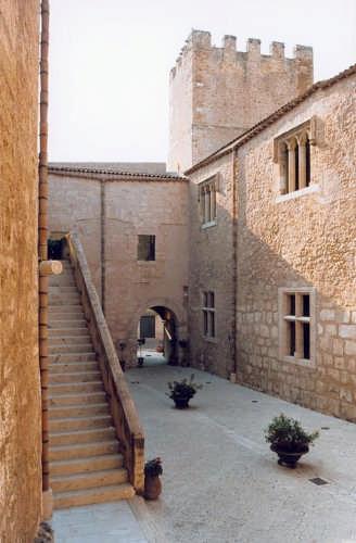 Castello dei Conti di Modica. - Alcamo (5769 clic)