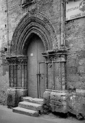 Gotico alcamese - Alcamo (5157 clic)