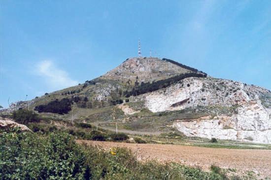 Monte Bonifato. - Alcamo (7132 clic)