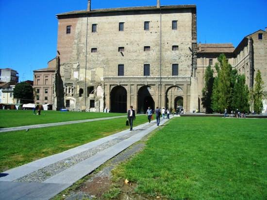Palazzo della Pilotta - Parma (3697 clic)