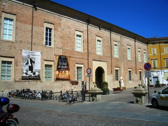 Casa della Musica - Palazzo Cusani - Parma (4634 clic)