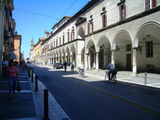 V. D'Azeglio - I Portici - - Parma (3864 clic)