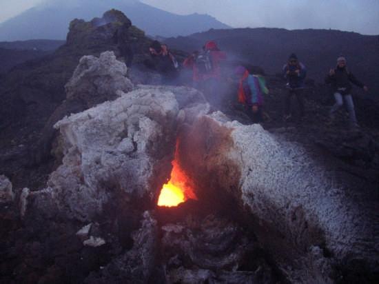eruzione - Etna (3555 clic)