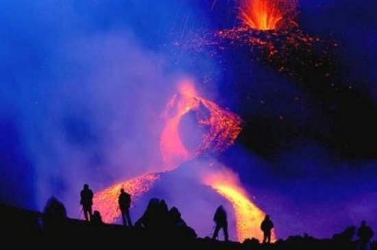 eruzione - Etna (7623 clic)