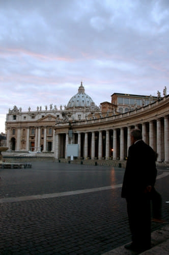 San Pietro - Roma (2058 clic)