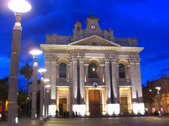 Chiesa Madre S.Pietro  - Riposto (5138 clic)