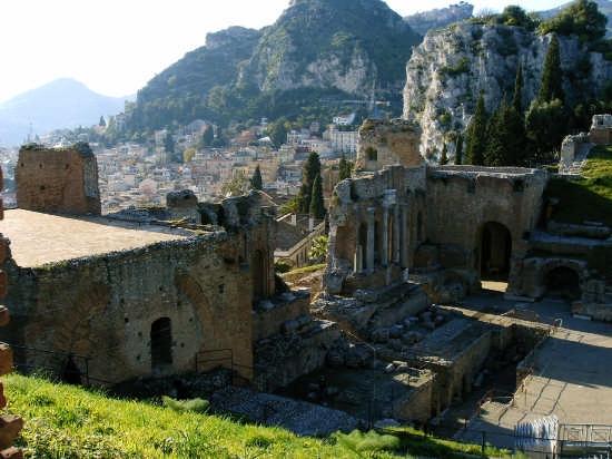 Teatro di Taormina (4132 clic)