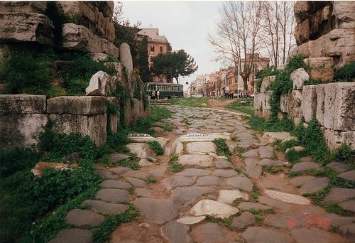 Stada Romana di Porta maggiore (1805 clic)