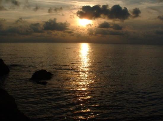 tramonto a campomarino - Taranto (4517 clic)