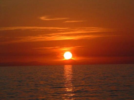 tramonto a san vito - Taranto (5485 clic)