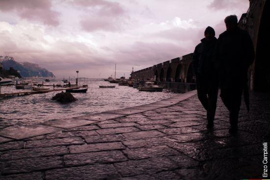 Inverno ad Amalfi - AMALFI - inserita il 13-Nov-07