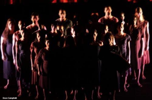 momento di danza - Ravello (2451 clic)
