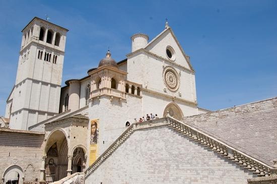 Basilica di S. Francesco  - Assisi (4059 clic)