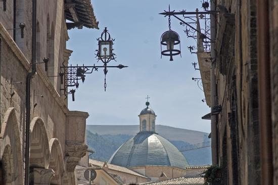 Assisi Cupola Cattedrale di S. Rufino (3947 clic)