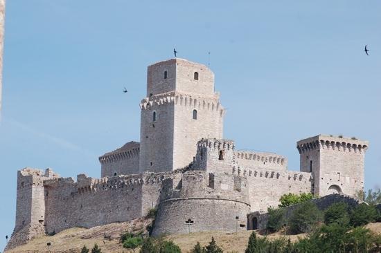 Rocca Maggiore - Assisi (7796 clic)