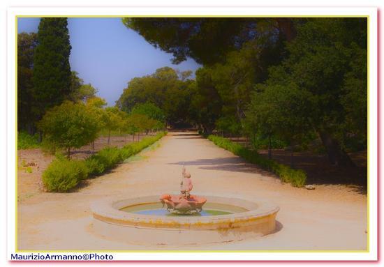 Parco del Castello di Donnafugata (1850 clic)