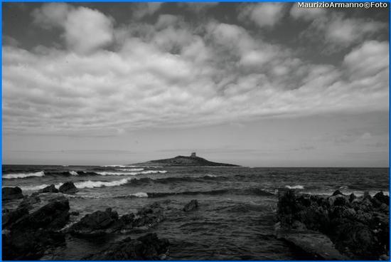 Mare e nuvole - Isola delle femmine (3253 clic)