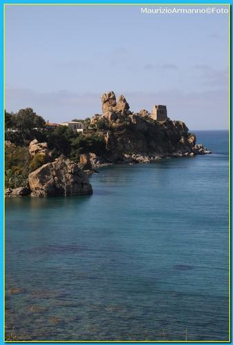 Rocce e mare - Cefalù (2477 clic)