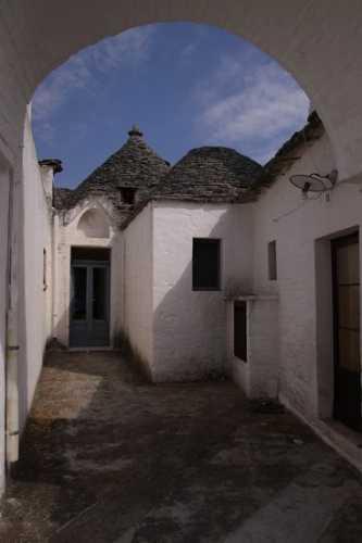 I trulli - Alberobello (2811 clic)
