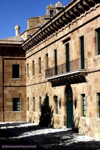 Il retro del Palazzo Reale - Ficuzza (4227 clic)