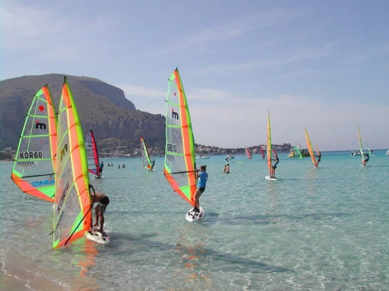 Windsurf world festival - Mondello (6261 clic)