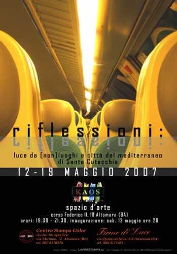 locandina_RIFLESSIONI - Altamura (2001 clic)