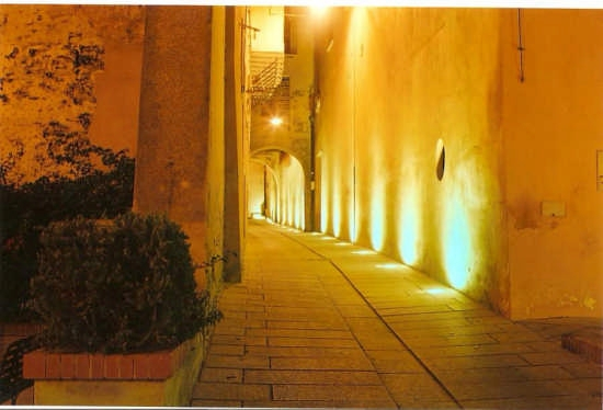 castello di notte - Cagliari (2152 clic)