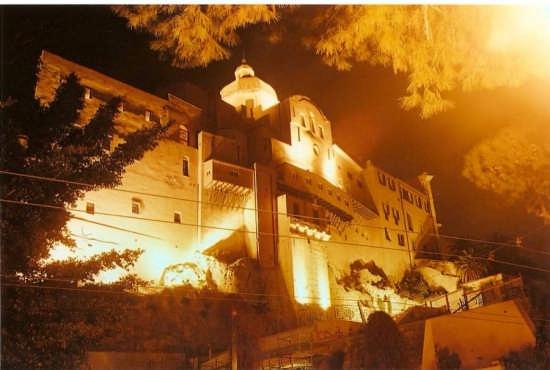 castello di notte - Cagliari (2462 clic)