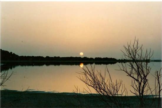 tramonto a notteri - Villasimius (3617 clic)