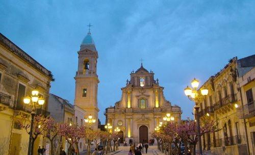 Ispica Chiesa SS.Annunziata (7175 clic)