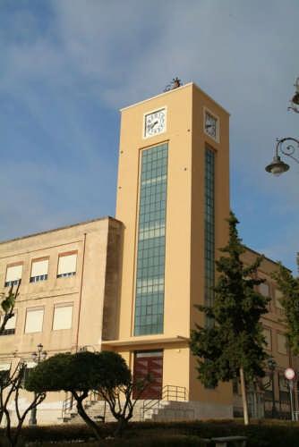 Torre dell'Orologio - Ispica (2871 clic)