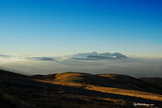 Passolanciano vista Gran Sasso - Maiella (3841 clic)