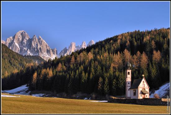 Sajavascript:void(0);n Giovanni in Ranui - Val di Funes (2904 clic)