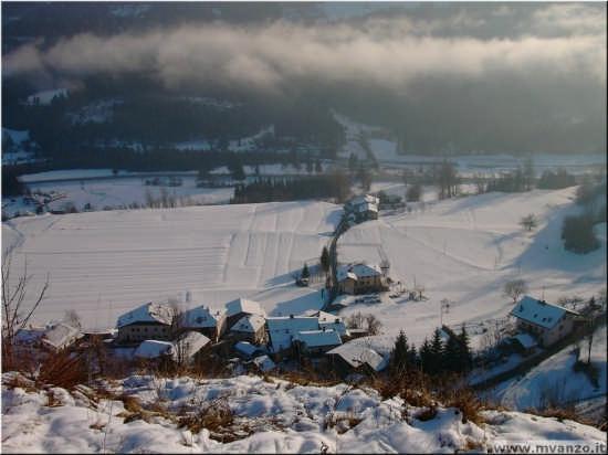 Cavazzal invernale - Cavalese (2628 clic)