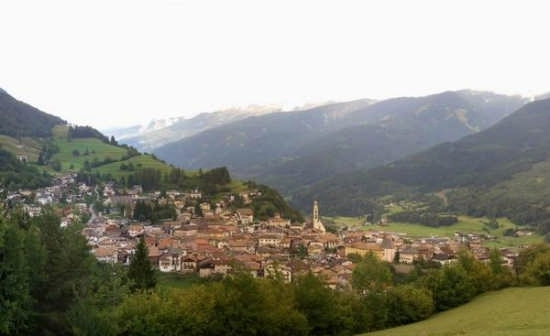 Panorama - Tesero (5020 clic)