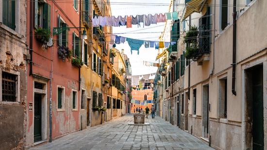 Oggi bucato! - Venezia (163 clic)