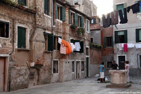 Venezia - Corte dei Preti (3991 clic)