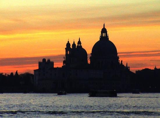 La Madonna della Salute - Venezia (4730 clic)