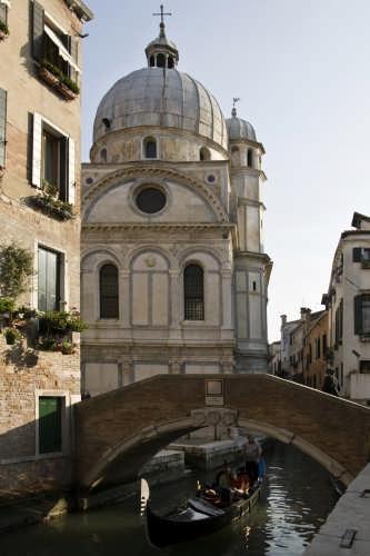 Chiesa dei Miracoli - Venezia (3689 clic)