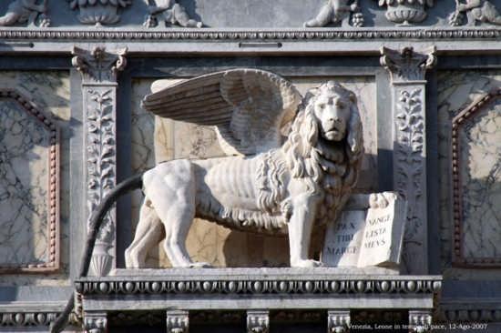 Il Simbolo di Venezia (3206 clic)
