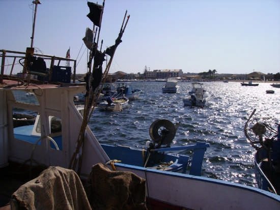Al porto... - Marzamemi (3813 clic)