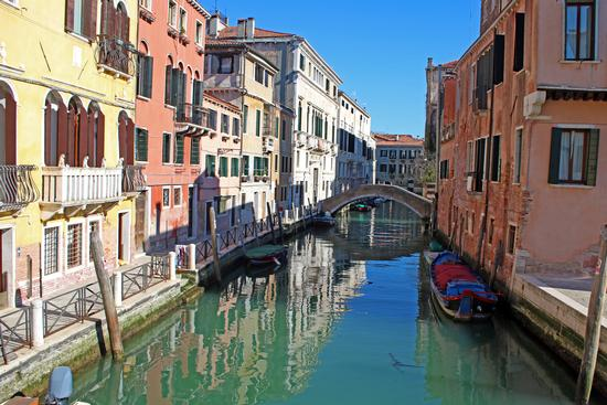 Vicoli veneziani (7 clic)