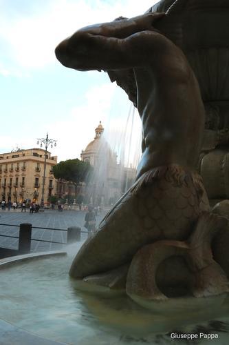 Fontana Amenano - Catania (327 clic)