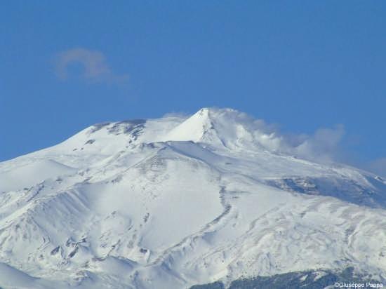 Etna innevata - Mascalucia (4947 clic)
