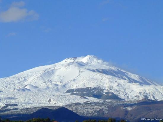 Etna innevata - Mascalucia (4174 clic)