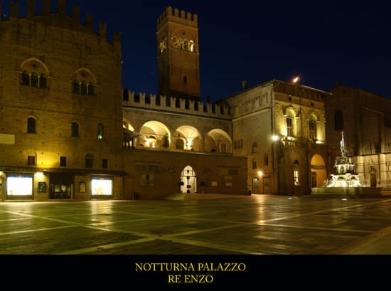Palazzo Re Enzo | BOLOGNA | Fotografia di Marco Anghinoni