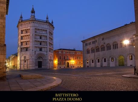 battistero di Parma | PARMA | Fotografia di Marco Anghinoni